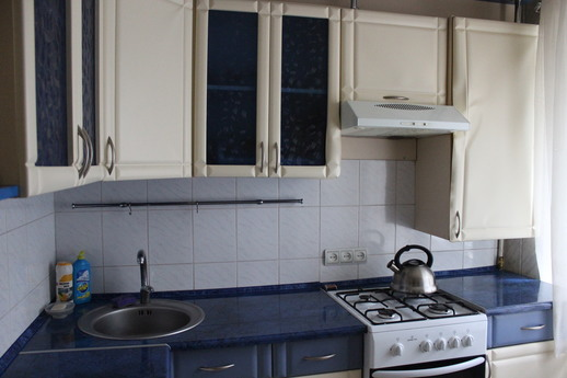 Apartment for rent in Artemovsk, Bakhmut (Artemivsk) - apartment by the day